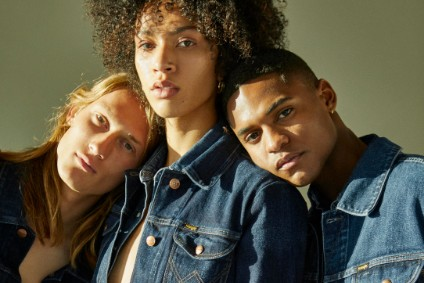 Wrangler eliminates water with new foam-dyed denim collection