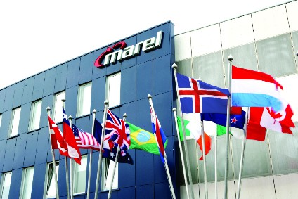 Marel seeks acquisitions to spur growth