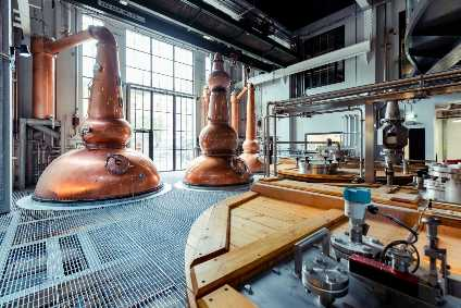 The Roe & Co distillery officially opens later this month