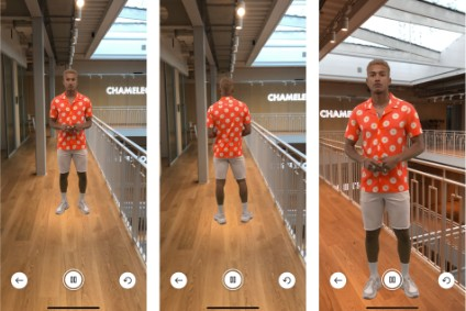 The Virtual Catwalk test will run on 100 new-in Asos Design products