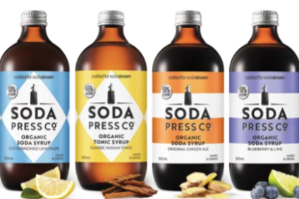 PepsiCo's SodaStream Soda Press low-sugar range - Product Launch