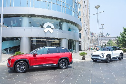 Deliveries started in three Chinese cities