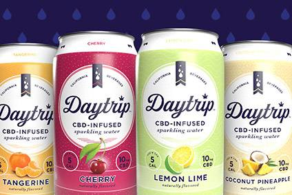 Daytrip CBD-infused flavoured sparkling water - Product Launch