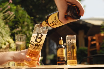 Heineken UK cuts sugar from cider brands, adds calorie info