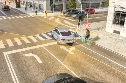 Continental launches improved vehicle surroundings radar