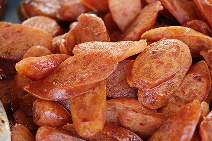 Muscling in on Chinas market for meat snacks