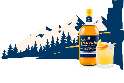 One of Diageos newest releases is the American sipping whiskey blend Cascade Blonde, which uses Tennessee water