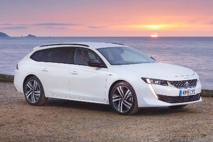 Peugeot 508 Surprises With Strong Eu Sales Automotive Industry Analysis Just Auto