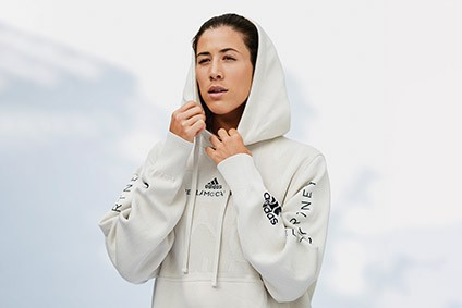 Adidas by Stella McCartney unveils 100% recyclable hoodie