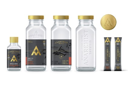 BevCannas Anarchist Mountain Beverages will launch in Canada in October