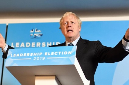 UK food industry warns Boris Johnson of no-deal Brexit risks