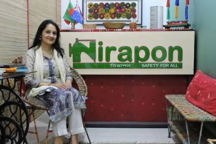 Nirapons vision for a safer apparel sector in Bangladesh – Interview