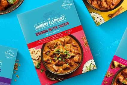 New Products Uks Symingtons Debuts Indian Meal Kit Range