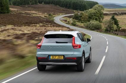 Volvo updates XC40 powertrains, 1 5 auto is a cracker | Automotive