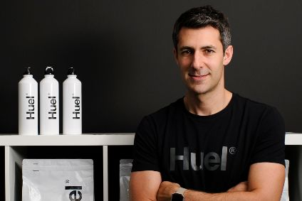 Huel CEO James McMaster