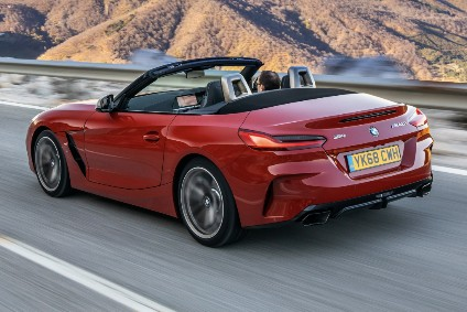 G29 Bmw Z4 M40i Does It Beat The Boxster Automotive