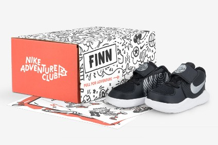Nike Adventure Club is Nikes first footwear subscription service for children
