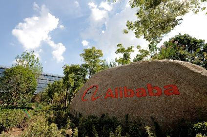 How should food companies work with Alibaba?