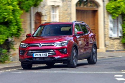 New SsangYong Korando kicks off UK sales assault