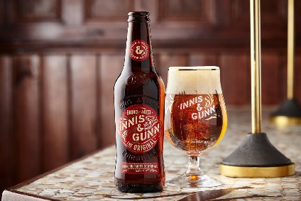 Innis & Gunn to partner with Scottish lifestyle brands in UK campaign