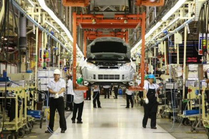 Ford will focus Brazil production at its newer Camcari plant