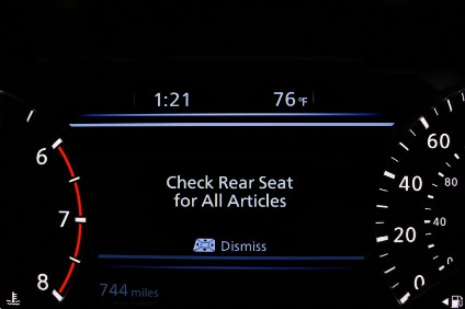 FCA to add rear seat reminder tech worldwide | Automotive