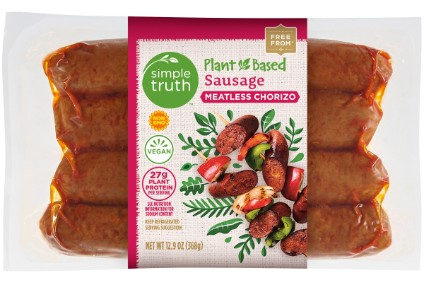 New products - Kroger launches Simple Truth plant-based assortment; Kellogg rolls out plant-based brand Incogmeato; Arla adds to Arla & More snacks range