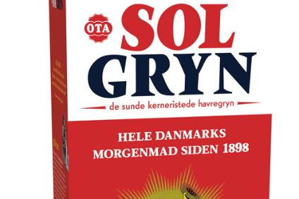 PepsiCo sells Danish oatmeal brand Ota Solgryn to Crispy