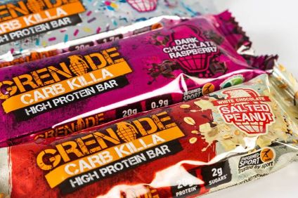 Who might be in the race for UK sports-nutrition business Grenade?
