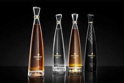 Cinco Spirits' Cincoro high-end Tequila range - Product Launch