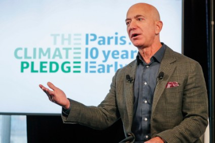 Amazon plans to meet Paris Agreement 10 years early