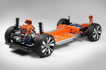 XC40 sits on EV version of modular CMA platform