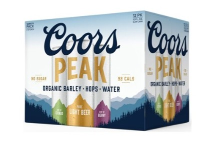 Molson Coors lines up flavoured Coors Peak as innovations hit five-year high