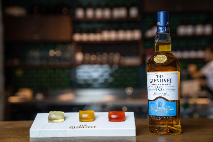 The Glenlivet cocktail capsules caused uproar among single malt's purists
