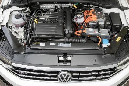 Passat plug in hybrid