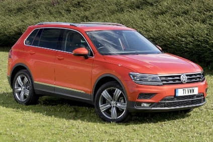 Why The Volkswagen Tiguan Is Europe S No 1 Suv Automotive Industry Analysis Just Auto