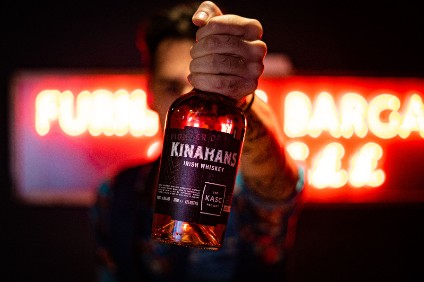 Kinahans Kasc Project is the first in a series of whiskeys made in hybrid casks