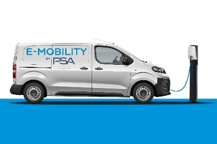 Four Psa Van Brands To Offer Full Ev From 2020 Automotive
