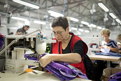 Romanias fashion production fell from EUR3.9bn in 2014 to EUR3.5bn (US$3.74bn) in 2019