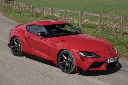 Toyota Cracks Sports Car Profits Code With Supra