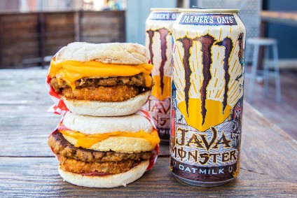Monster Beverage Corp chases vegan market with oat milk Java energy drink