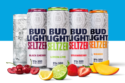 Bud Light Seltzer is one of a number of new launches in the hard seltzer category