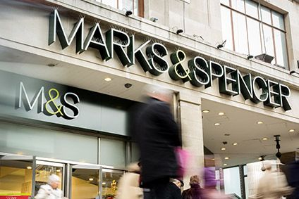 Marks & Spencer to cut 950 central support roles