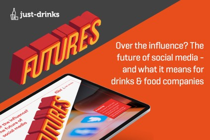 Over the influence? The future of social media?- just-drinks FUTURES Vol.7 - FREE TO ACCESS