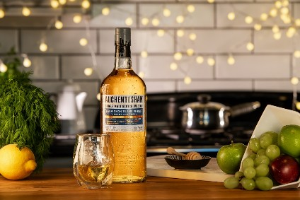 Beam Suntorys new Auchentoshan is finished in casks that previously held wine