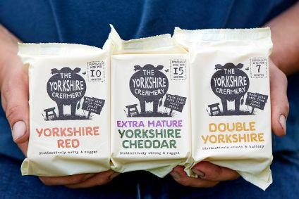 New products - The Saucy Fish Co. launches in Australia; Wensleydale Dairy Products launches The Yorkshire Creamery cheese; Mars' Galaxy goes vegan; Myprotein moves into retail