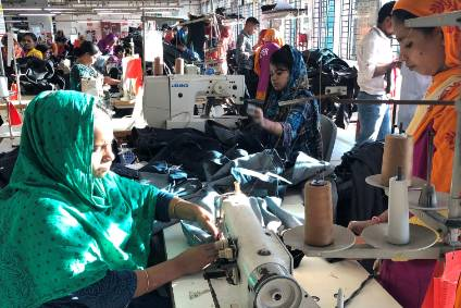 Bangladesh is the worlds second-largest garment exporter, employing almost 4m workers