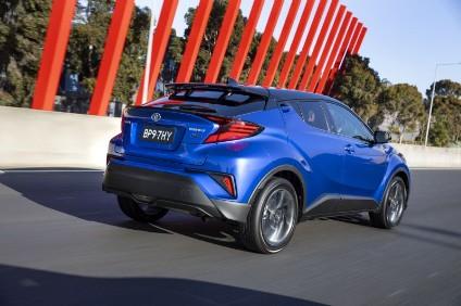 H R Auto >> Australia S Toyota C Hr Goes Hybrid Automotive Industry
