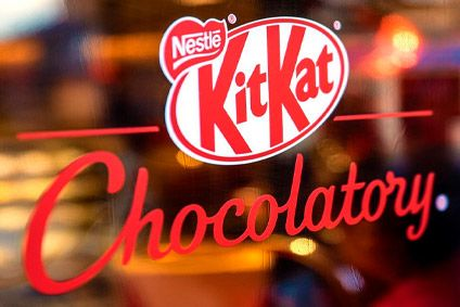 Nestle - spending CHF3.2bn over the next five years on the project