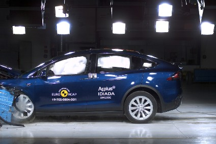 Tesla won on details but both it and Porsche are five-star Euro-NCAP cars